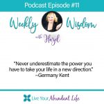 never underestimate your power podcast episode