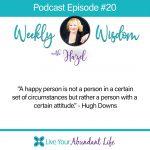 happy attitude podcast episode