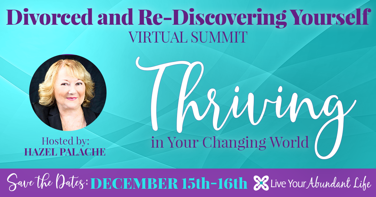 divorced & re-discovering yourself summit